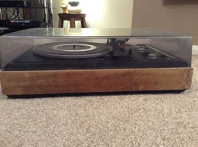 Dynatron record player vintage