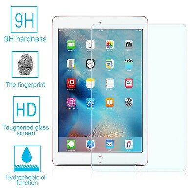 """Premium Quality Tempered Glass HD Screen Film Guard Protective For iPad Pro 9.7"""""""