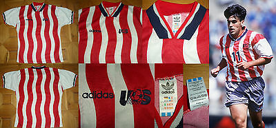 Maglia shirt jersey USA United States ADIDAS World Cup 94 vintage 1994