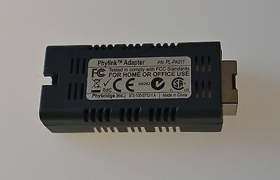 PHYBRIDGE PL-PA011 PoLRE PhyLink Adapter media converter ver 1.4