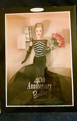 40th Anniversary Barbie for 1999 #21384 Collector  Edition