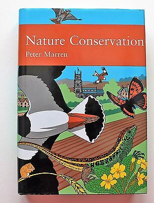 Nature Conservation (New Naturalist Library), Peter Marren 2002 1st edition