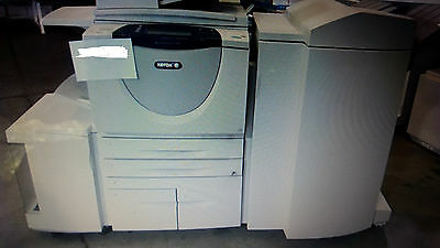 Xerox WorkCentre 5790 Multifunction Copier Tabloid Print Scan Fax Finisher 90ppm