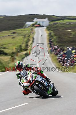 James Hillier 2017 Isle of Man Superbike TT A4 photo