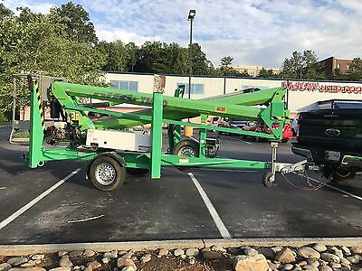 Niftylift TM50 Towable Lift Bi-Energy Gas And Battery 56' Work Height (JLG Genie