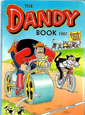 The Dandy book 1987