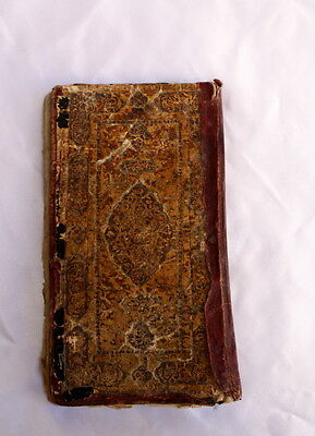 Magnificent 1198 Hand Written Persian Arabic Book Signed & Dated