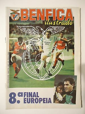 Magazine BENFICA v MILAN - European Cup Final 1990