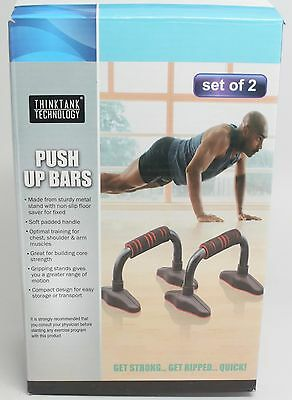 ThinkTank Push Up Bar Set