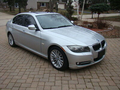 2009 BMW 3-Series 335d 2009 BMW 335d -Twin Turbo DIESEL! - EXTRA CLEAN!