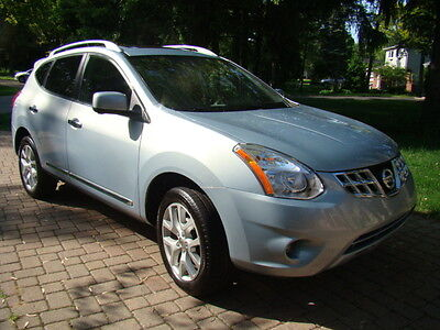 2012 Nissan Rogue SL 2012 Nissan Rogue SL - AWD! - GPS! - AUX - Leather!!! (360° Cameras)
