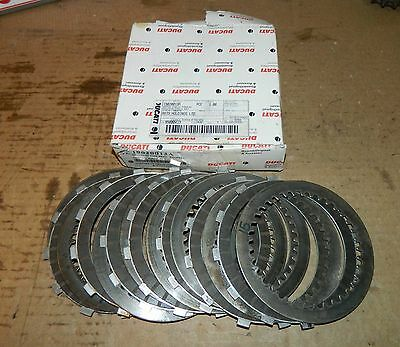 Dry Clutch Plates Ducati 996/998/999/1098/1198/S4RS/S4R/S4/1000SS/Hypermotard