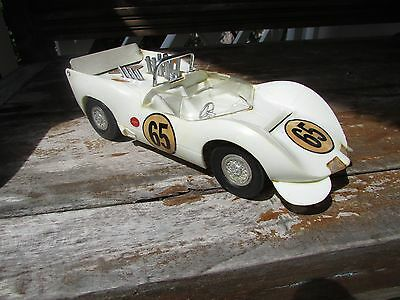 Cox .049 1960's Chaparral nitro tether race car 1:20 Scale Chevrolet Jim Hall