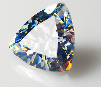 0.28Ct AAAA+ TRILLION CUT UNHEATED SAPPHIRE LOOSE GEMSTONE 12X12MM Jewelry Gifts