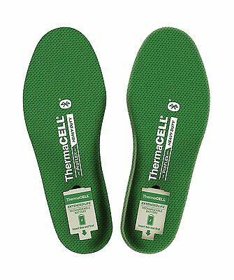 ThermaCELL ProFLEX Heavy Duty Heated Shoe Insoles with Bluetooth Compatibility,