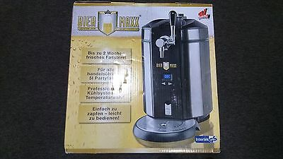 Bier Maxx - Beer cooling and dispenser machine Model:BCT0538 with CO2 Capsules