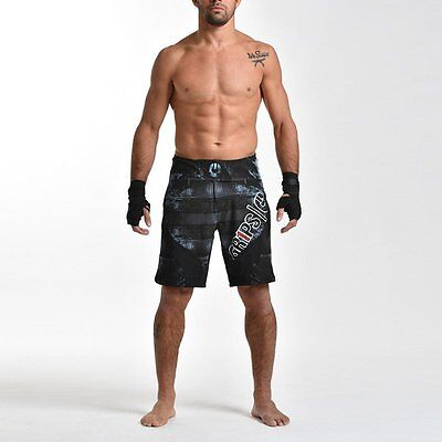 Grips Miura 2.0 Fight Short - Tribal Hunt Mma Bjj