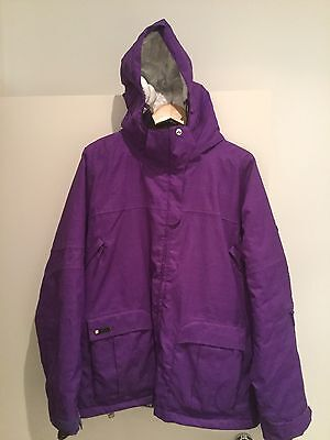 Women's Ride Snowboard Jacket Size XL
