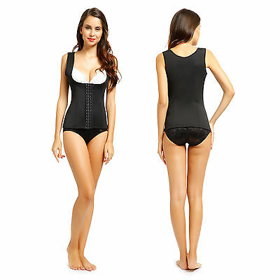 Slimming Body Waist Shaper Training Trainer Tummy Tight Cincher Girdle Corset