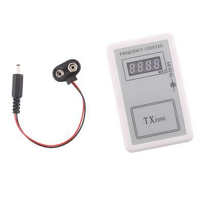 Portable Remote Control Digital Frequency Signal Counter Meter Detector