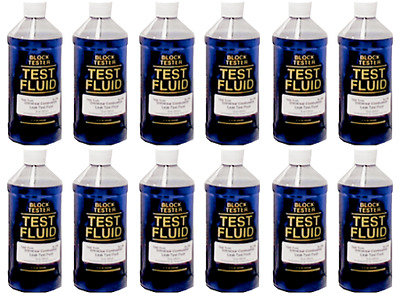 T&E Tools 4502 Replacement Test Fluid (Case Of 12)