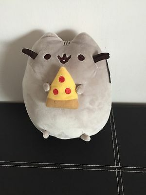 Pusheen The Cat Pusheen With Pizza Brand New GUND