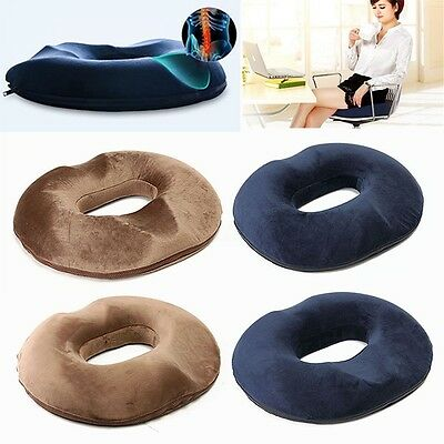 Unisex Hemorrhoid Treatment Donut Pillow Cushion For Hemorrhoids Prostate Pad