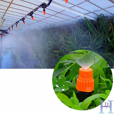 25M Micro Irrigation Watering Kit Garden Plant Greenhouse Automatic Drip System
