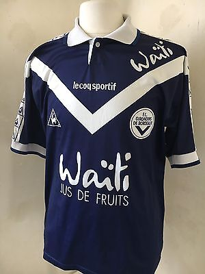Maillot Shirt Football Foot HOME Domicile Bordeaux 1997-1998 #27 Papin