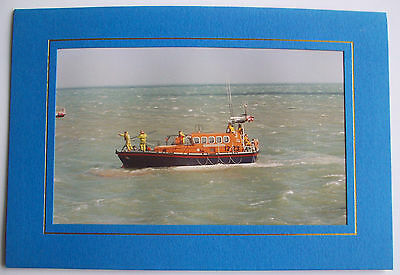 "Rnlb 'robert Charles Brown' Mersey Class ~ Swanage 12-23~Mounted Photo 6"" X 4"""