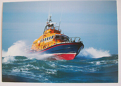 Rnli Lifeboat 'henry Heys Duckworth '  14-15 - Trent Class Lifeboat - Ppc