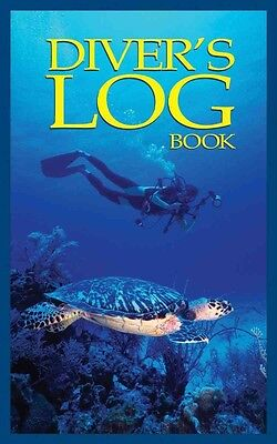 Diver's Log Book by Dean McConnachie Spiral Book (English)