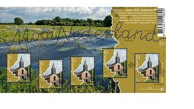 Nederland / The Netherlands - Postfris/MNH - Sheet Countryside Reest 2017