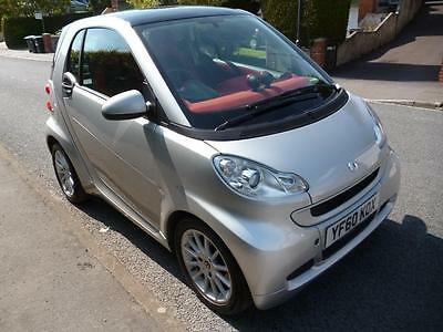 2010 Smart Fortwo 0.8 CDI Passion Softouch 2dr