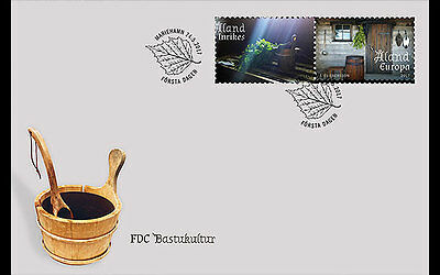 Aland - Postfris / MNH - FDC Joint-Issue Aland-Finland 2017
