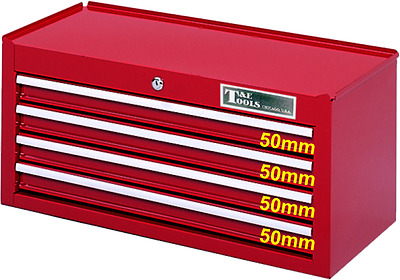T&E Tools TES404 4 Drawer Intermediate Chest