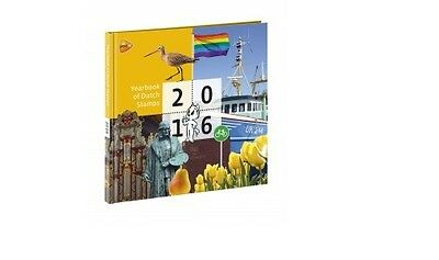 Nederland / The Netherlands - Postfris / MNH - Complete Yearbook (English) 2016