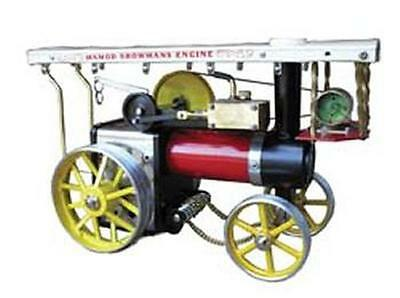 Mamod Steam Traction Engine Showmans- D/A Piston