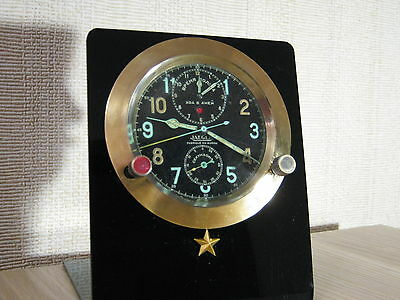 Jaeger-LeCoultre,1930, Made in Switzerland, Air Force Cockpit Clock
