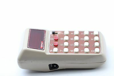 Calculadora - Calculator. Kovac Beetle Le-808P.  Cod$*3B