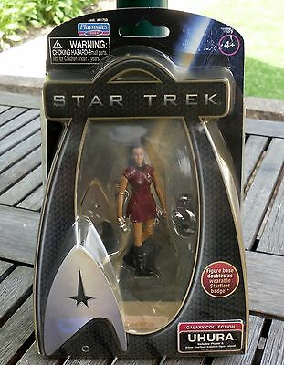 New Star Trek Galaxy Collection Uhura Action Figure by Playmates Toys 4+