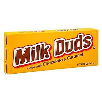 Milk Duds 141g American USA Candy, Lollies Lolly & Snacks