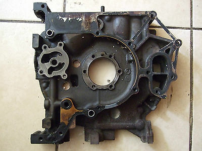 Mazda Rx8 231 03-08 Front Engine Housing Iron 6 Port
