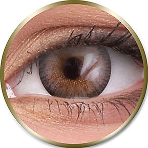Lentilles crystal grey phantasee (mensuelles) Phantasee
