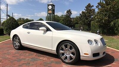 2007 Bentley Continental GT GT Coupe 2-Door 2007 Bentley