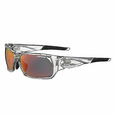 Tifosi Duro 1030205316 Wrap Sunglasses,Crystal Clear,150 mm
