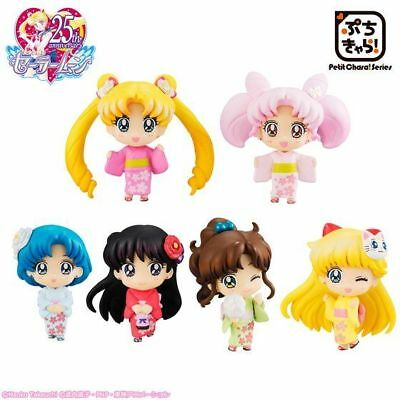 MegaHouse Petit Chara! Bishojo Senshi Sailor Moon Happy Wedding Figure Set