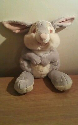 Disney store exclusive Thumper from Bambi soft toy