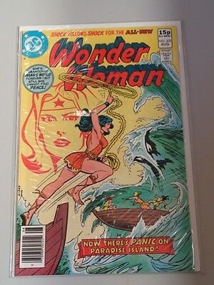 Wonder Woman #270 Dc Comics August 1980