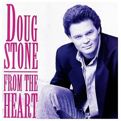 From The Heart by Doug Stone (CD, 1992)